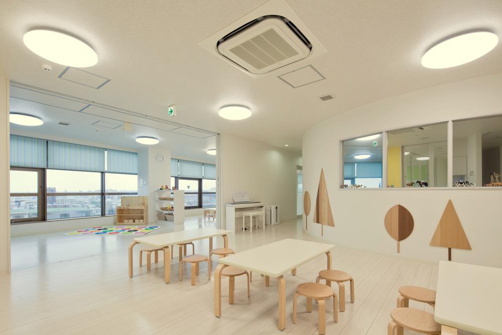 ポピンズナーサリースクール札幌白石