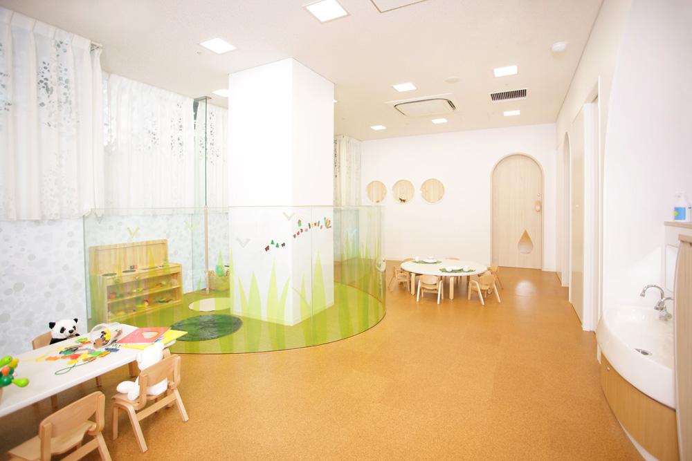 ポピンズナーサリースクール新宿三井ビル